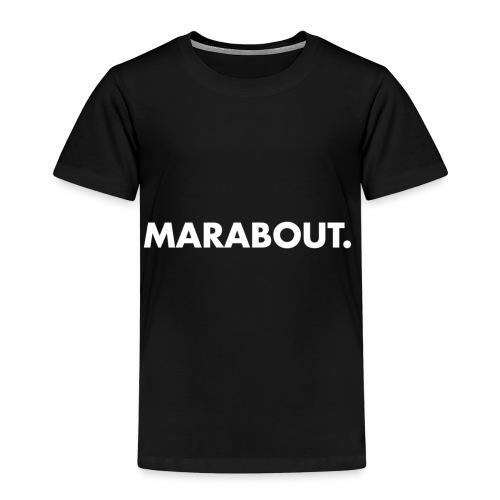 MARABOUT® - Wij helpen, Gambia ontwikkelt - Kinderen Premium T-shirt