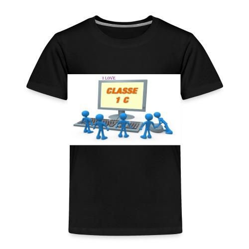 i love - Maglietta Premium per bambini