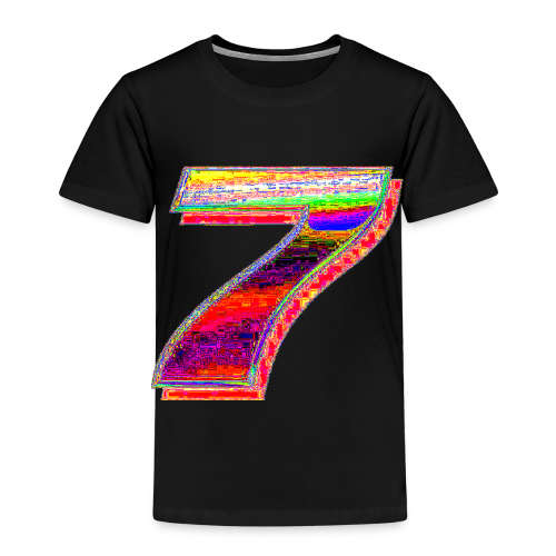 Deep Fried 7 (meme) - Kids' Premium T-Shirt