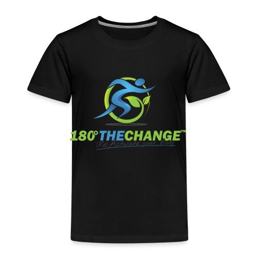 180TC Logo Hochformat - Kinder Premium T-Shirt