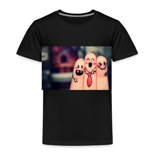 słodkie palce - Koszulka dziecięca Premium