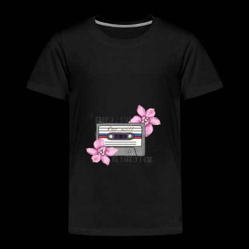 Stranger Things cinta - Camiseta premium niño