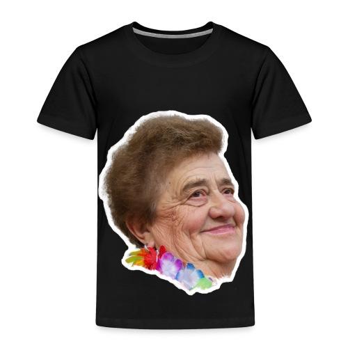 Kopf Oma - Kinder Premium T-Shirt
