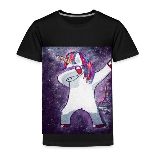 Space-Einhorn - Kinder Premium T-Shirt