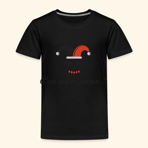 Joker Face - T-shirt Premium Enfant