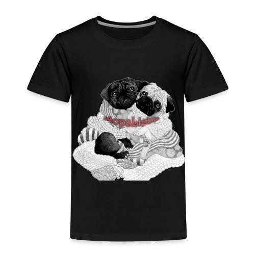 Mopsi - Kinder Premium T-Shirt