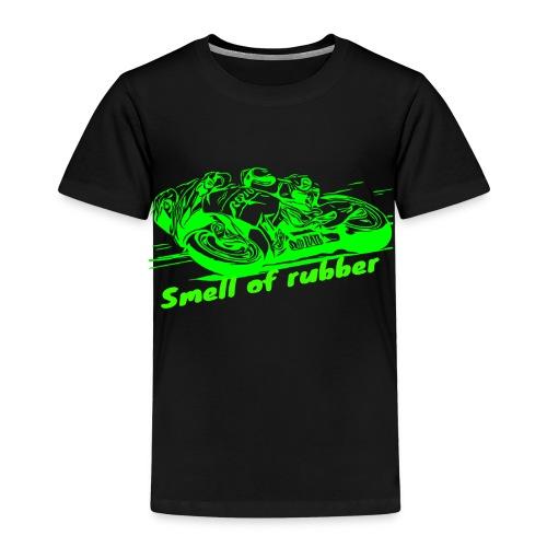 Geruch von Gummi 2 Grün - Kinder Premium T-Shirt