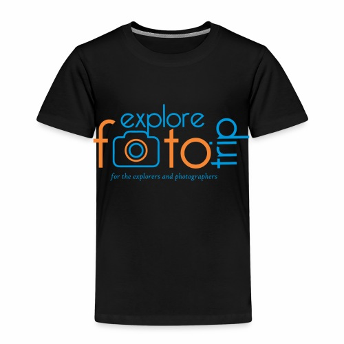 Explore PhotoTrip - Kids' Premium T-Shirt