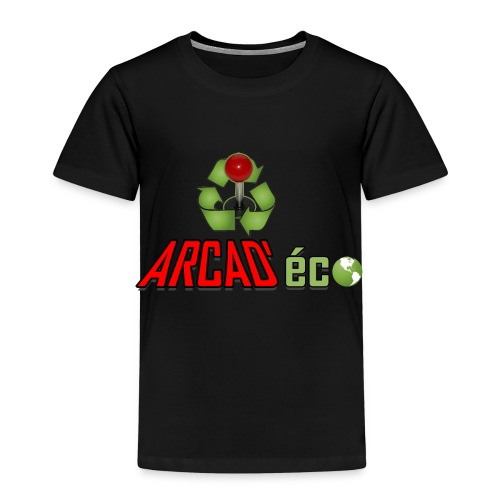 Arcad'eco - T-shirt Premium Enfant