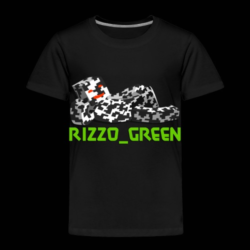 Rizzo Skin Shirt - Kinder Premium T-Shirt