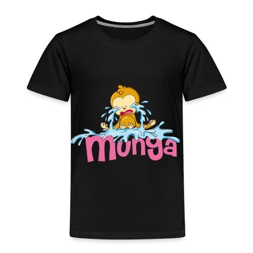 Munga Piange - Maglietta Premium per bambini