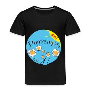 LE PRINTEMPS HANDICAP EN SAVOIE - T-shirt Premium Enfant