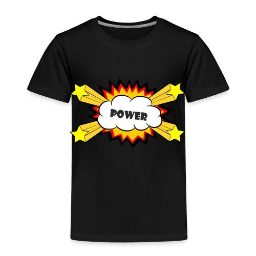 Power Comic Explosion - Kinder Premium T-Shirt
