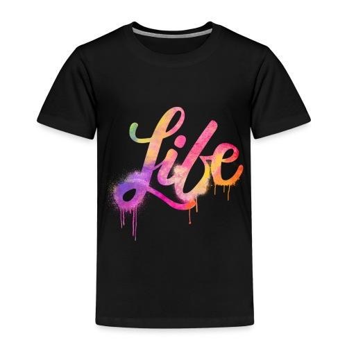 life - Maglietta Premium per bambini