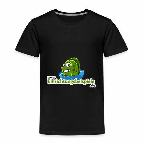 Einrichtungsbeispiele.de Logo - Kinder Premium T-Shirt