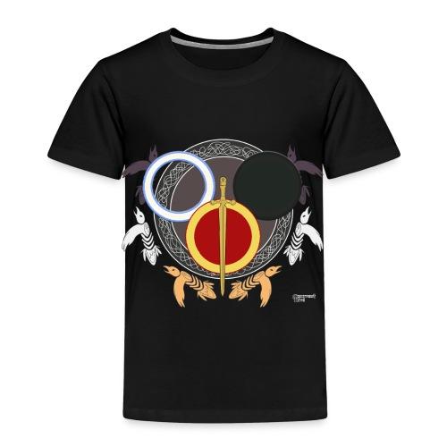 Le Cattedrali - Maglietta Premium per bambini