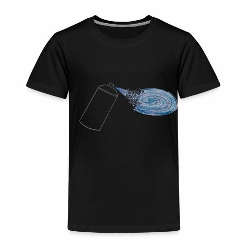 Tag your universe ! For black color - T-shirt Premium Enfant