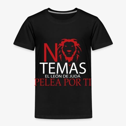 No Temas - Camiseta premium niño