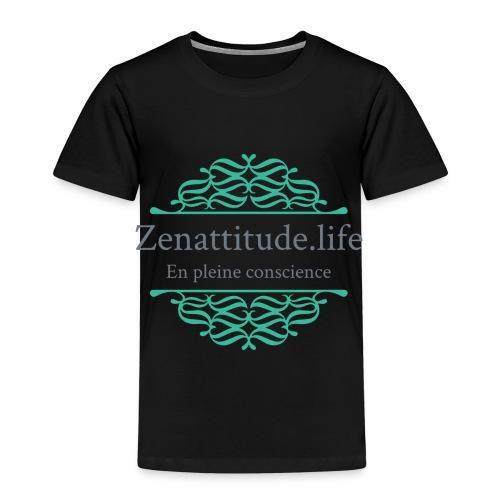 Zenattitude.life - T-shirt Premium Enfant