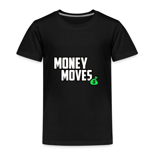 MONEY MOVES - Kids' Premium T-Shirt