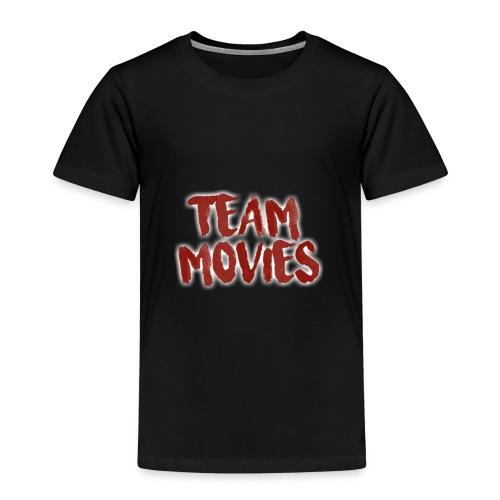 Team Movies - Premium-T-shirt barn