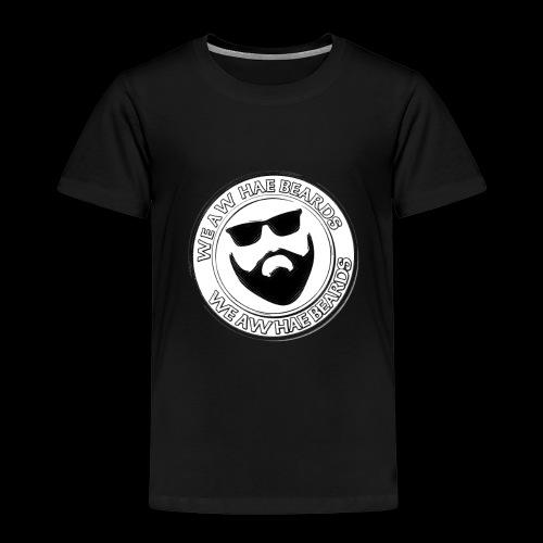 CIRCLE STAMP LOGO - Kids' Premium T-Shirt