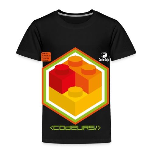 Esprit Brickodeurs - T-shirt Premium Enfant