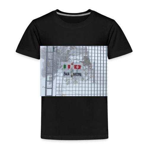 frontière italie suisse - T-shirt Premium Enfant