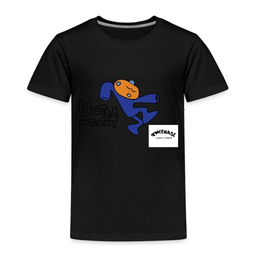 Tweenage Light Force - ULTRA DENKY - Kids' Premium T-Shirt