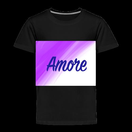 Amore - Kinder Premium T-Shirt