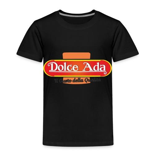 DolceAda il gusto della qualità - Maglietta Premium per bambini