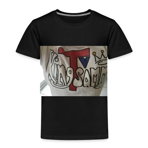 KingSammyTV merch - Kids' Premium T-Shirt