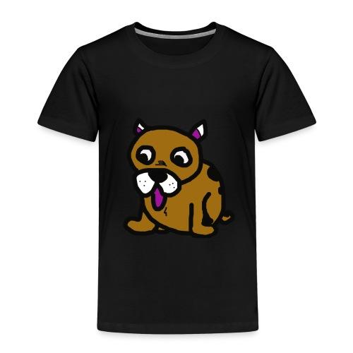 Guagua el Perrito - Camiseta premium niño