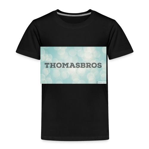 Thomasbros - Premium T-skjorte for barn
