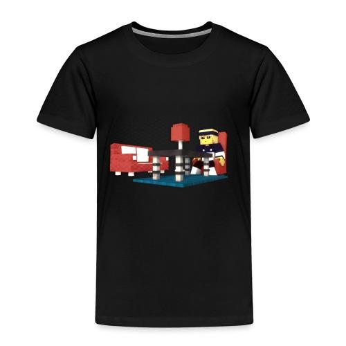 Minecraft - T-shirt Premium Enfant