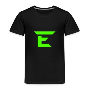 E for Emerald - Kids' Premium T-Shirt