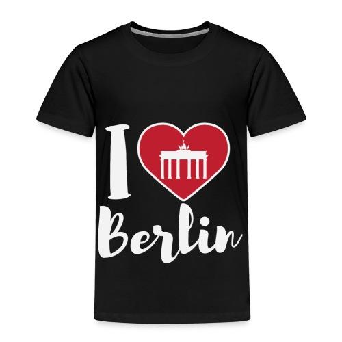 LIMITIERTE EDITION: I Love Berlin,Geschenkidee, - Kinder Premium T-Shirt