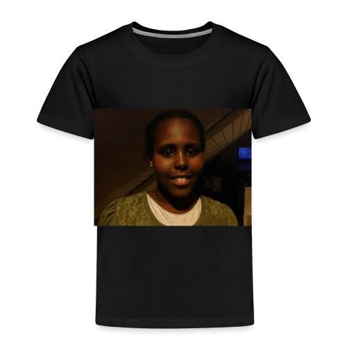image - Premium T-skjorte for barn