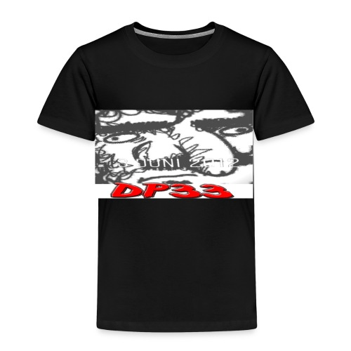 MUSMATTA FÖR DP33 - Premium-T-shirt barn