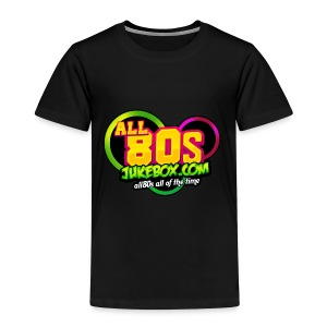 All80s Jukebox Merch - Kids' Premium T-Shirt