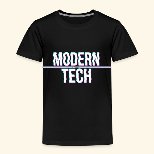 MODERN TECHNOLOGY - Kinder Premium T-Shirt