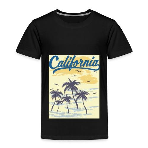 California Transparent - T-shirt Premium Enfant