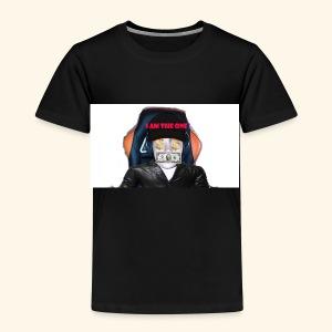 I am the one! - Premium T-skjorte for barn