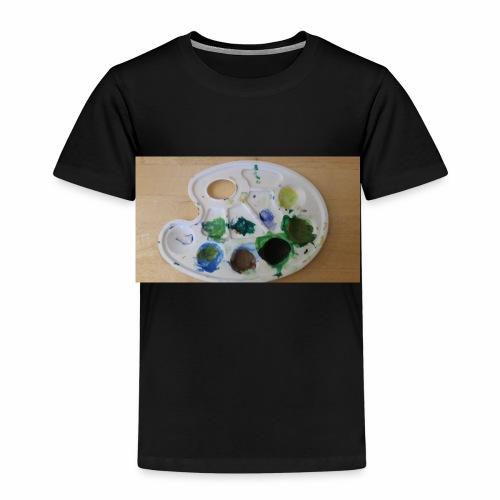 Painting Hobby - Kinder Premium T-Shirt