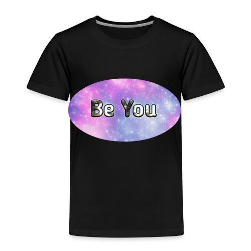 Be you - Børne premium T-shirt