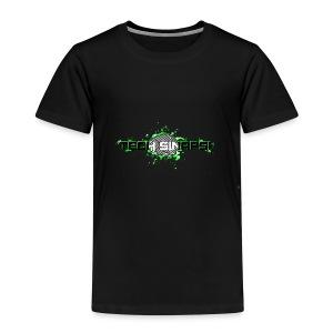 Tech Sinapsi SPLASH - Maglietta Premium per bambini