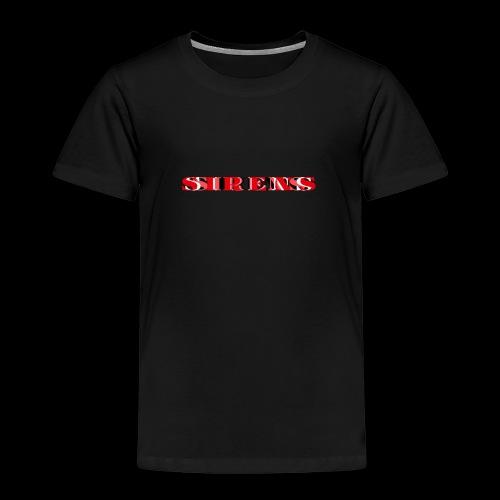 SIRENS - Kids' Premium T-Shirt