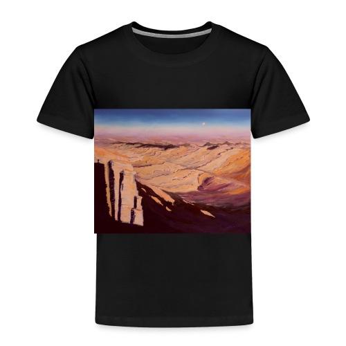 Negev Wüste in Israel - Kinder Premium T-Shirt