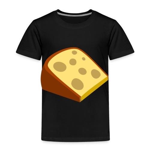 cheese - Kinder Premium T-Shirt