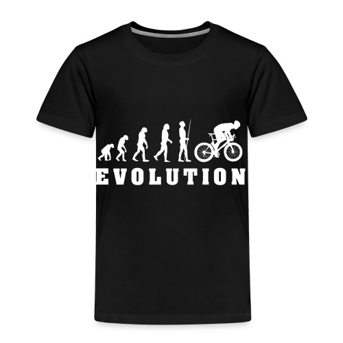 Evolution Bike - Kinder Premium T-Shirt